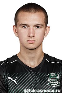 The 18-year old son of father (?) and mother(?), 183 cm tall Daniil Utkin in 2018 photo